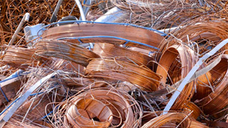 Copper-wire-theft-problem