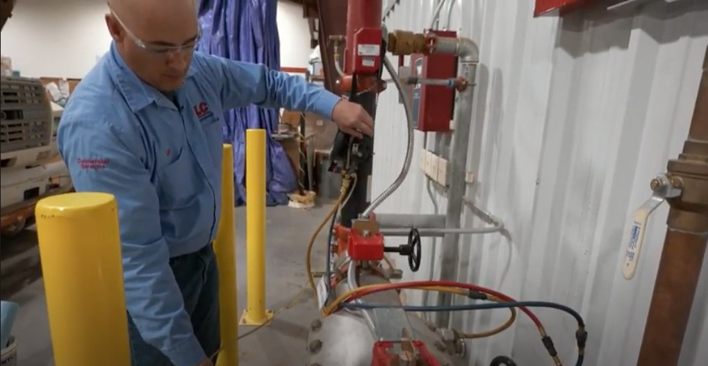How-does-a-backflow-preventer-work