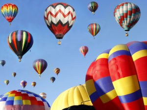 What Every ABQ Local Should Know About Balloon Fiesta
