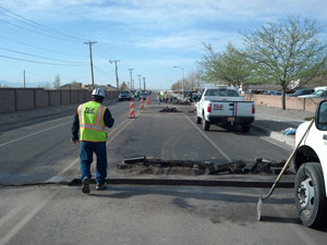 Asphalt-Patch-Road-In-Albuquerque