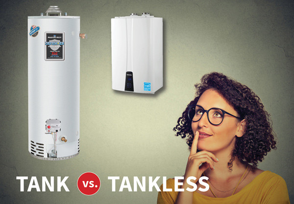 Tank-vs-tankless-water-heaters
