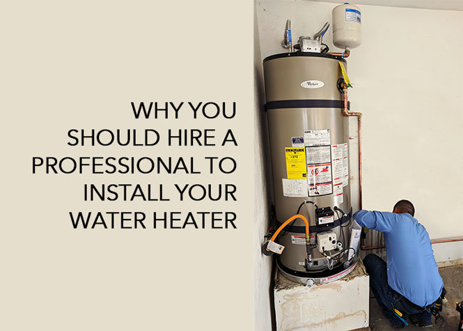 if youre considering installing a new water heater yourself you may want to reconsider after youve been able to evaluate all of the risks - New Water Heater