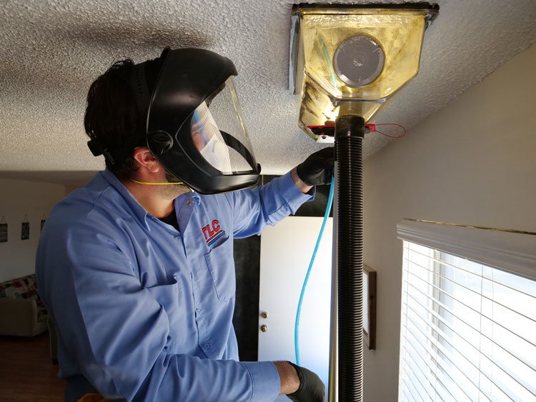 Professional Duct Cleaning Service By Tlc Plumbing In